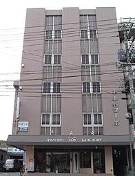 千本杉コーポ[202号室]の外観