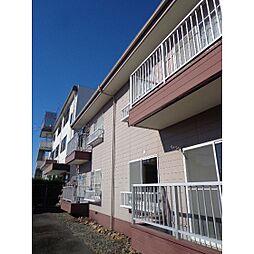 静岡県浜松市東区安新町の賃貸アパートの外観