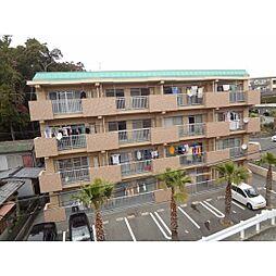 静岡県浜松市中区蜆塚1の賃貸マンションの外観