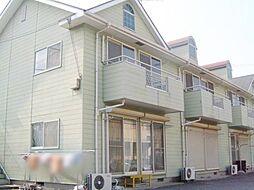 神奈川県横浜市瀬谷区下瀬谷2丁目の賃貸アパートの外観