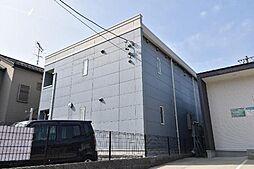愛知県名古屋市中川区打出1の賃貸アパートの外観