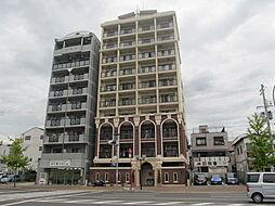 ラ・ウェゾン上沢通 鴎風館[4階]の外観