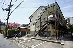菊香荘[101号室]の外観