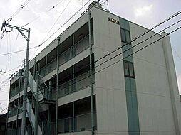 京都府京都市伏見区指物町の賃貸マンションの外観