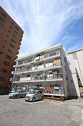 広島県広島市南区宇品西4丁目の賃貸マンションの外観