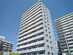 栃木県宇都宮市南大通り1丁目の賃貸マンションの外観