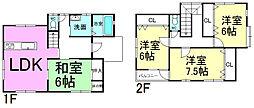 西上田駅 2,198万円