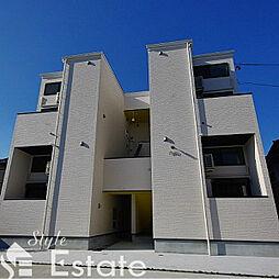 愛知県名古屋市中村区中村本町1丁目の賃貸アパートの外観