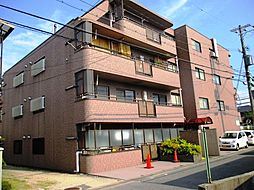 エスティヴァン武庫之荘[3階]の外観