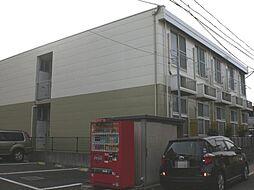 埼玉県戸田市下戸田2の賃貸アパートの外観