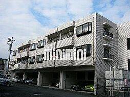 ハイレジデンスK A・B棟[1階]の外観