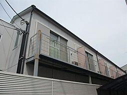東京都練馬区貫井2丁目の賃貸マンションの外観