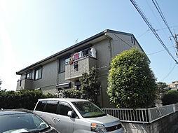 福岡県北九州市八幡西区青山3丁目の賃貸アパートの外観