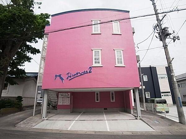 おしゃれハウス2 1階の賃貸【青森県 / 弘前市】