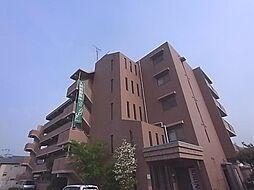 大阪府大東市深野2丁目の賃貸マンションの外観