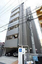 グランパシフィック十三[2階]の外観