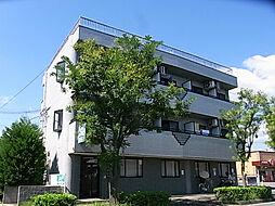 土室マンション[2階]の外観
