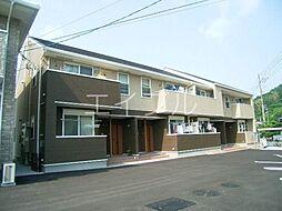 松岡ハイツII A棟[2階]の外観