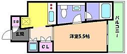 PH4[3階]の間取り