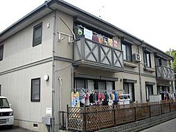 ハイツUNO[B101号室]の外観