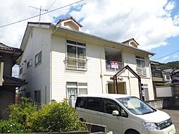 川南マンション[1階]の外観