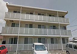 広島県福山市沖野上町4丁目の賃貸アパートの外観