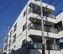 ウィステリア墨江[4階]の外観