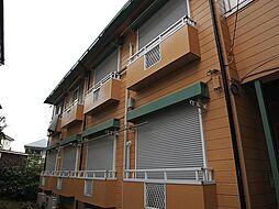 グリーンヒル八千代台A棟[1階]の外観