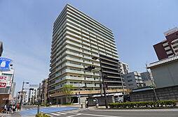 香川県高松市紺屋町の賃貸マンションの外観
