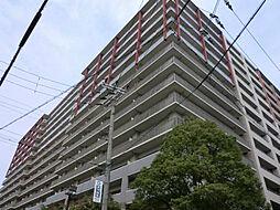 パークシティ大阪サウスガーデンズコート[14階]の外観