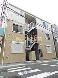 レジェンド横浜中央[3階]の外観