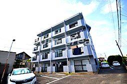 徳島県徳島市上吉野町2丁目の賃貸マンションの外観