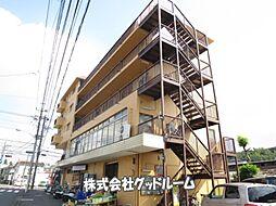 森ビル[3階]の外観