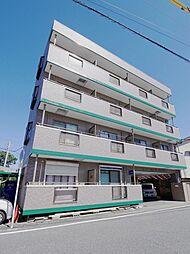 福岡県福岡市東区社領1丁目の賃貸マンションの外観