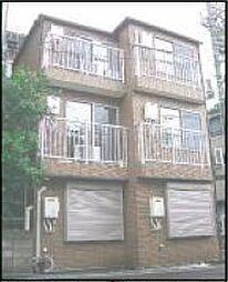 東京都杉並区方南2の賃貸アパートの外観
