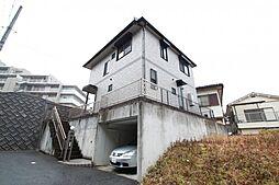 [タウンハウス] 大阪府豊中市東泉丘4丁目 の賃貸【/】の外観