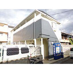 大阪府枚方市走谷2丁目の賃貸アパートの外観