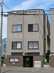 北海道札幌市中央区北七条西20丁目の賃貸アパートの外観