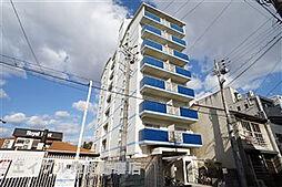 兵庫県姫路市本町の賃貸マンションの外観