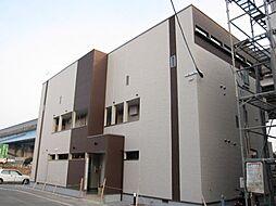 メザニーK周船寺[101号室号室]の外観