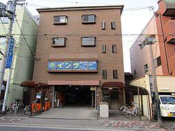 大阪府大阪市東住吉区駒川2丁目の賃貸アパートの外観