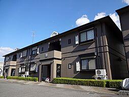 サンビレッジOKUNO(オクノ) A[2階]の外観