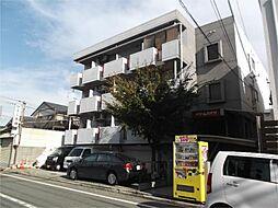 大阪府堺市堺区陵西通の賃貸マンションの外観