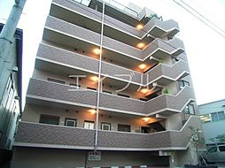 ジェンテ21[3階]の外観