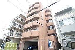愛知県名古屋市瑞穂区洲山町3丁目の賃貸マンションの外観