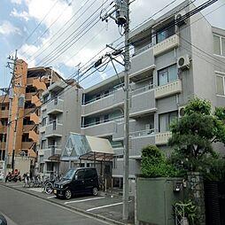 埼玉県坂戸市山田町の賃貸アパートの外観