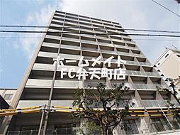 JJCOURT磯路[10階]の外観