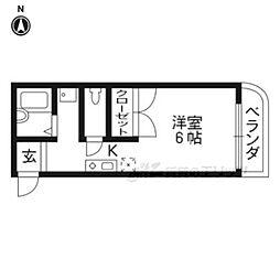 観月橋駅 2.8万円