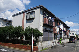 第5吉橋ハイツ[101号室]の外観