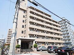 広島県広島市安佐南区東原1丁目の賃貸マンションの外観